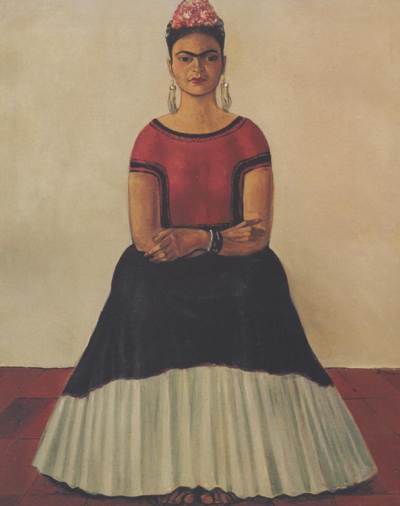 Mi Vestido Soy Yo Frida Kahlo Artes De México