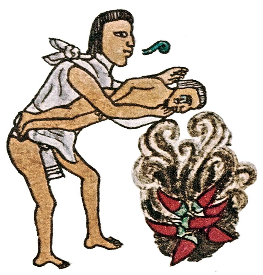 Picor ancestral. Una untada de chile en los ojos | Artes de México